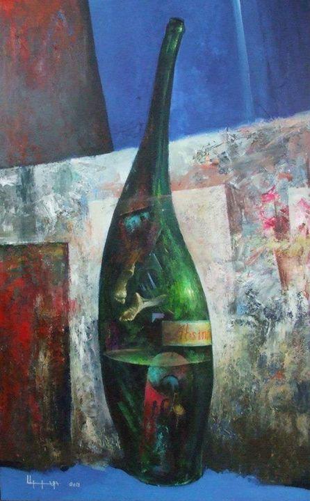 Absinthe - Iren Darque