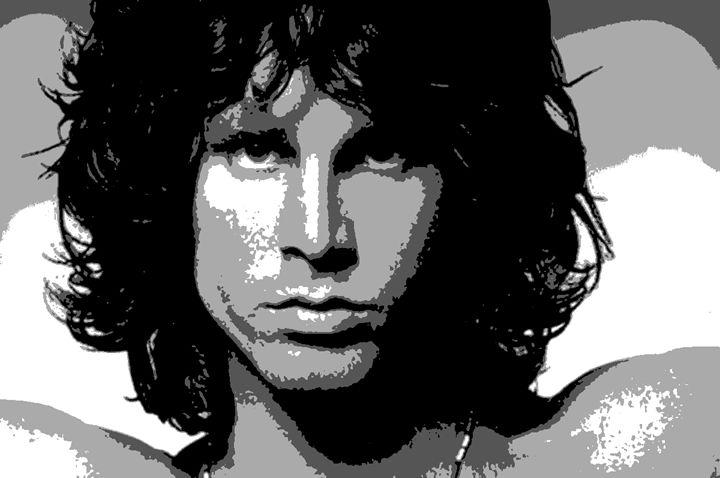 Jim Morrison - Iren Darque