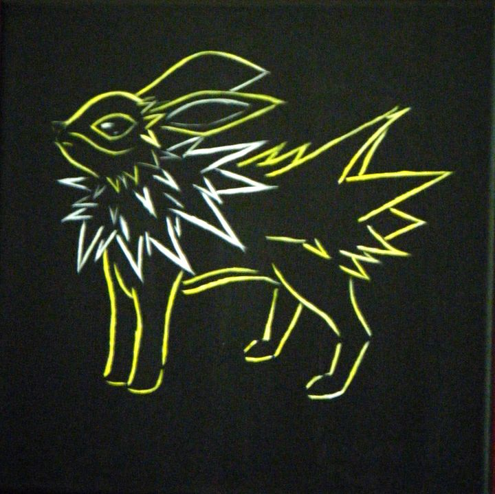 Jolteon - Colored Creations