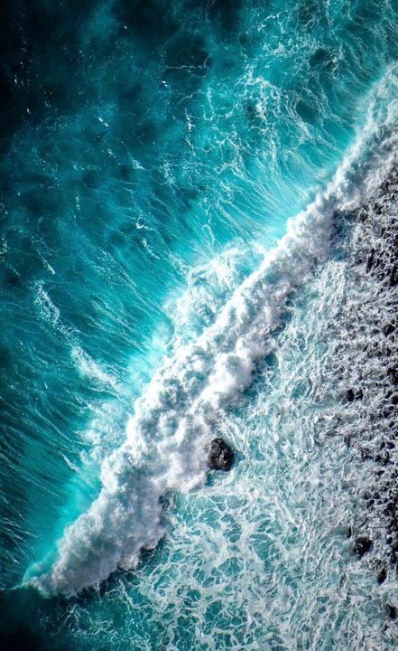 Beautiful Ocean - KaiArt