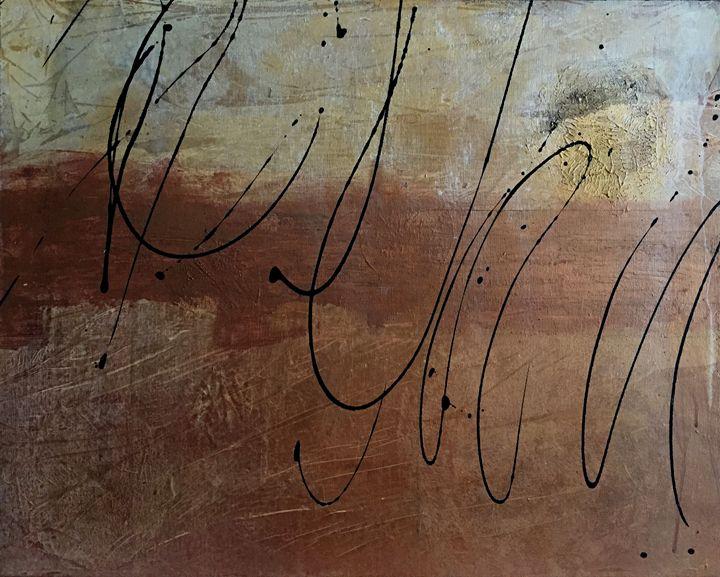 """WILD WEST"" - Mikaela Art"
