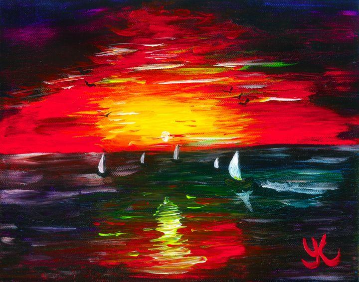 Boats - Yolanda Klem