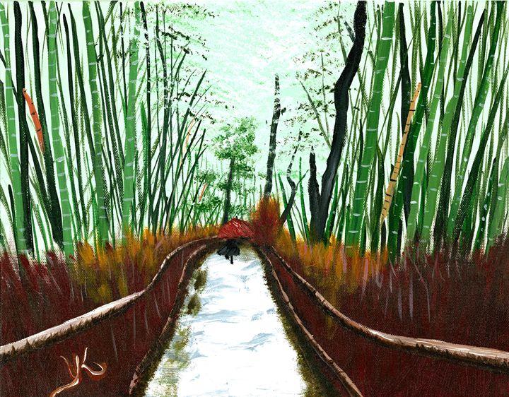 Bamboo Forest - Yolanda Klem