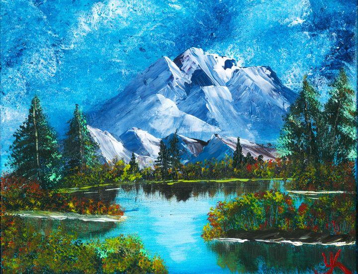 Mountain - Yolanda Klem