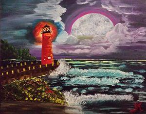 Kensoha Lighthouse