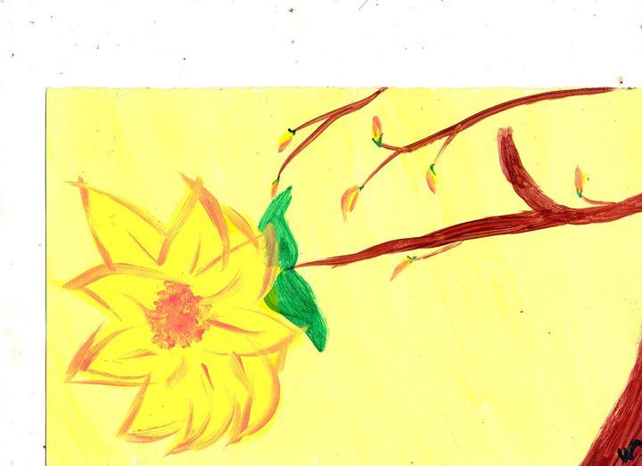 Phoenix Flower - Willow