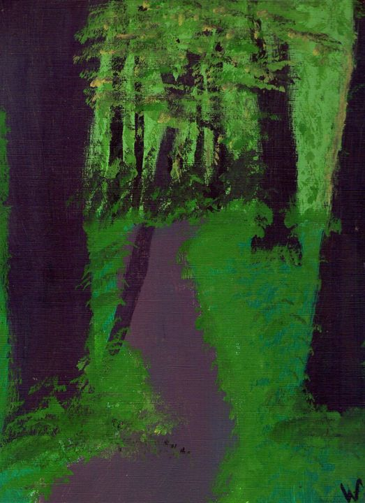 Into the forest - Willow