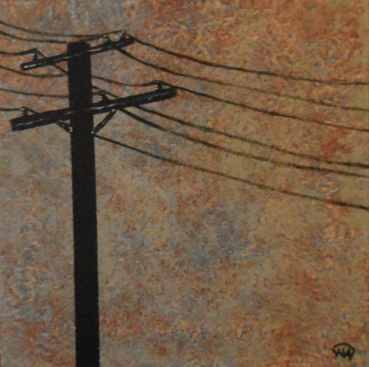 Connected - Memphis Original Art