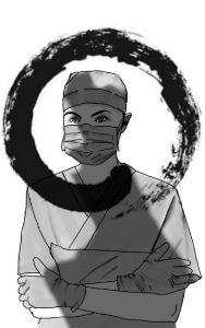 When Death meets Chaos - Nurse