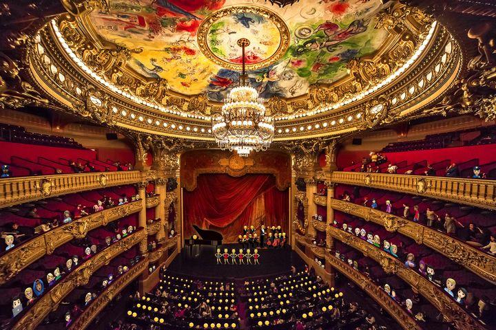 Opera - Emily Vafias