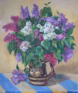 Lilac in the Vase
