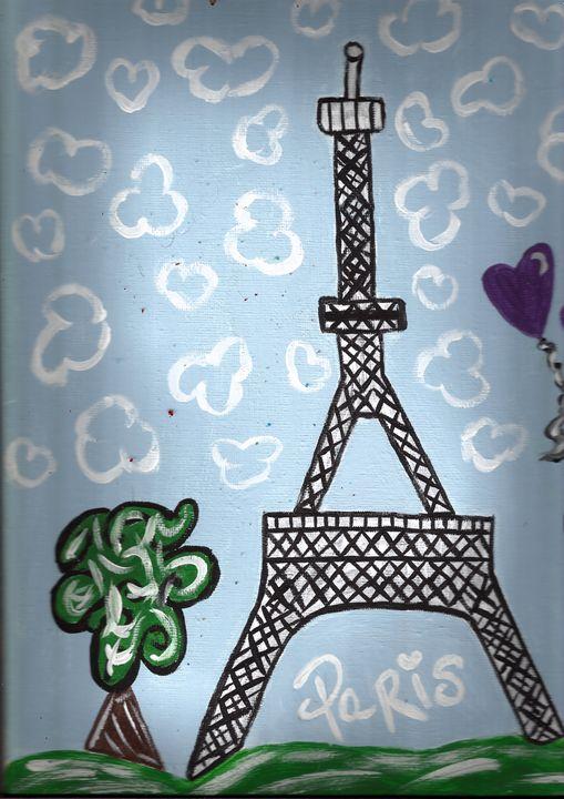 A Day in Paris - Heather M