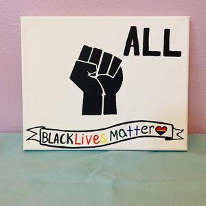 SOLD - All BlackLivesMatter