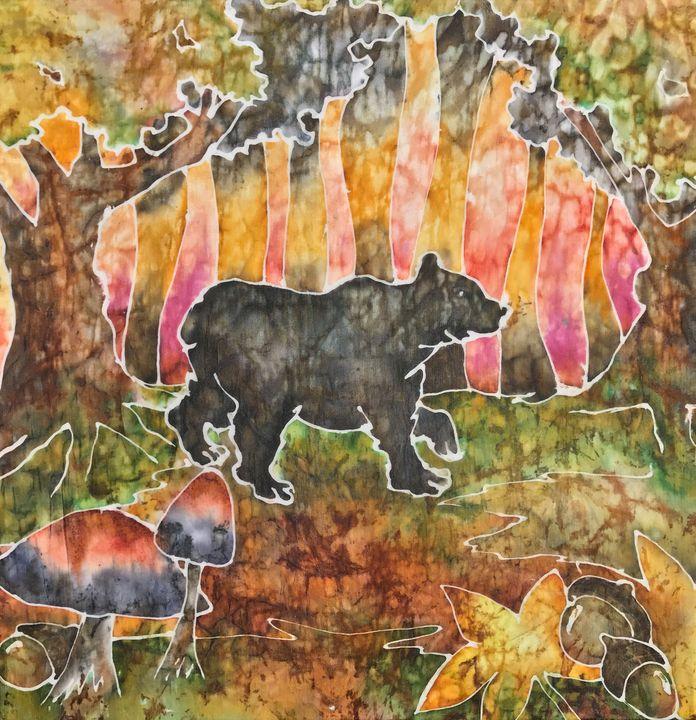 Autumn Bear - LKMArtist
