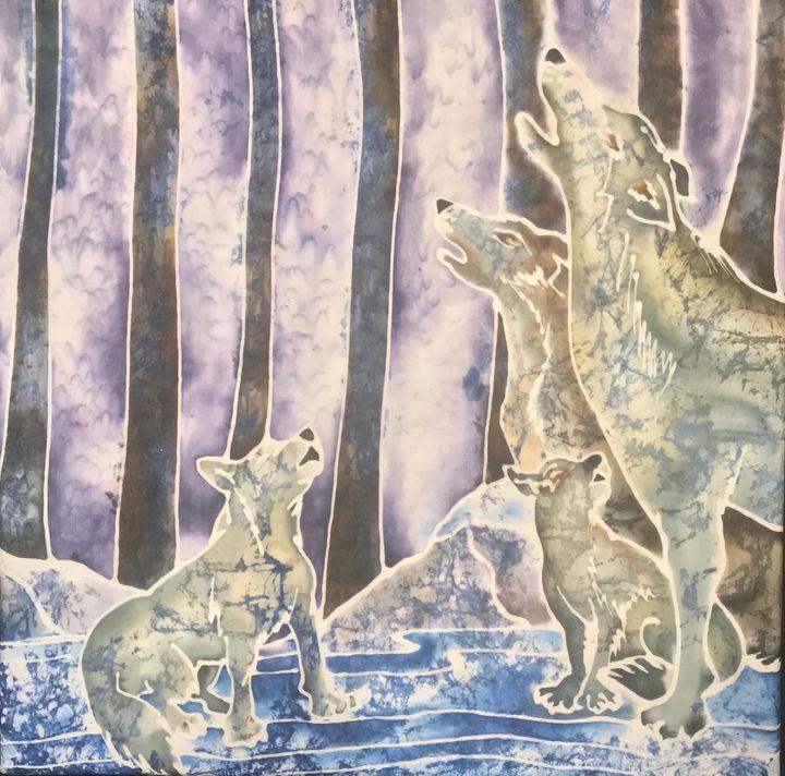 Wolf Pack - LKMArtist
