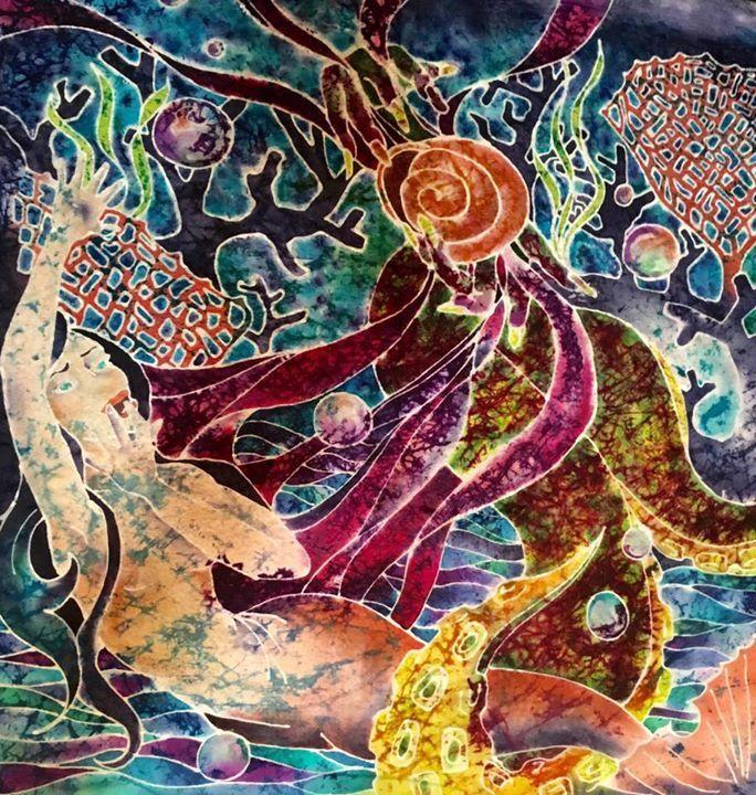 Sea Witch - LKMArtist