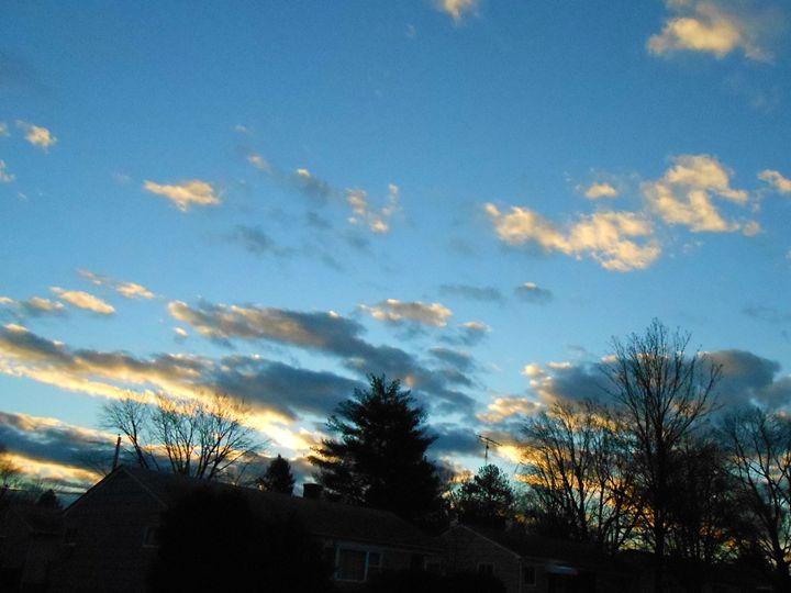 Delaware Sky - Joyce Lapp