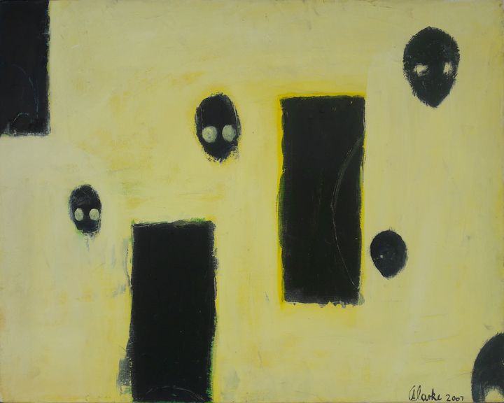 Masked Space II - Azariah Clarke