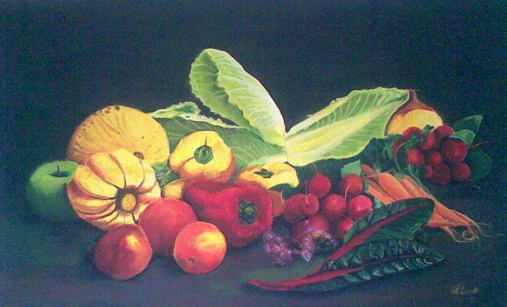 Harvest - Azariah Clarke