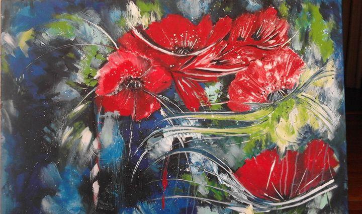 Nuit florale - Odalix