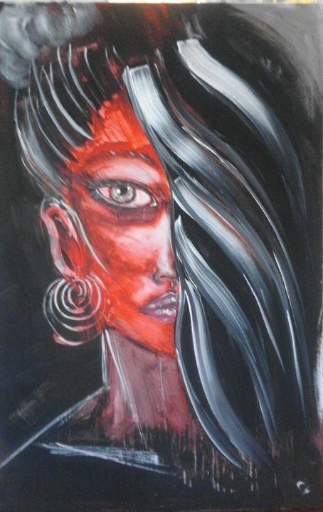 La diablesse - Odalix
