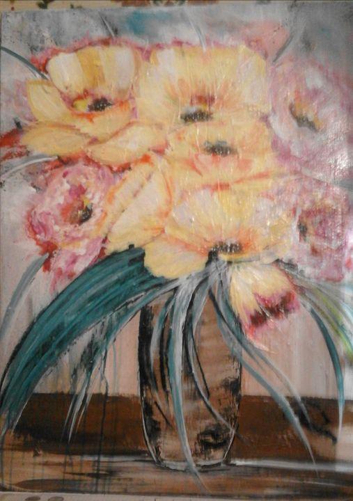 Bouquet floral - Odalix
