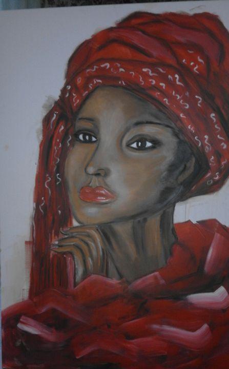 Africaine - Odalix