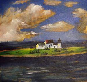 Lighthouse fantasy