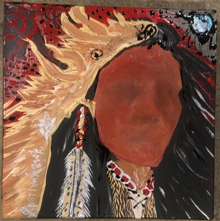 Forsaken Spirit 2018 by Sparrowhawk - Actor Sparrowhawk Art