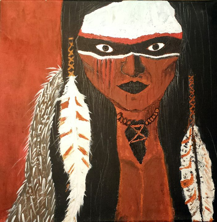 Forsaken Spirit by Sparrowhawk - Actor Sparrowhawk Art