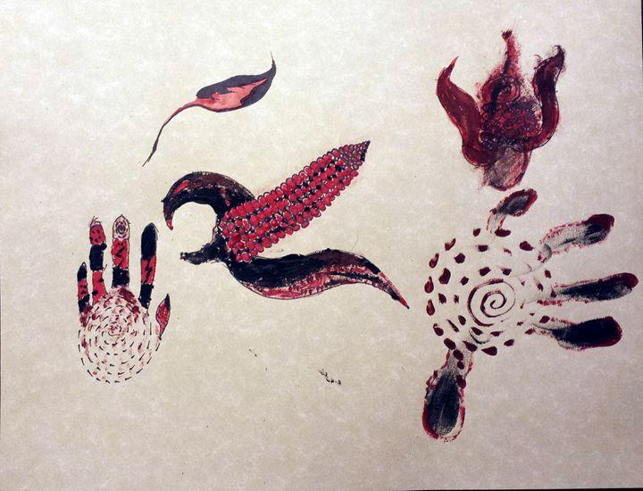 Amazing Maize by Sparrowhawk - Actor Sparrowhawk Art