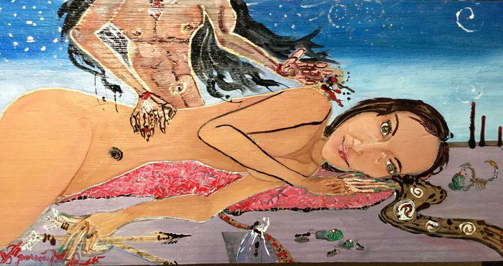 Šárka's Dream (Šárkův sen) - Actor Sparrowhawk Art