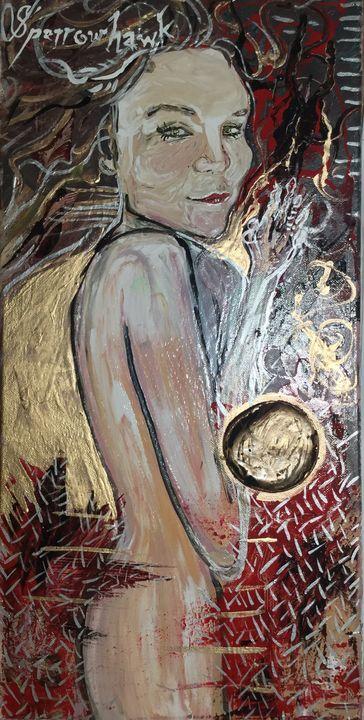 padievs - Actor Sparrowhawk Art