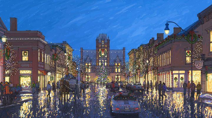 Main Street, North Third, Bardstown - J. Richard Hill & Co.