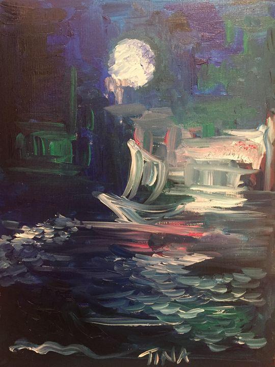 In Memory Of. - Painter's Corner