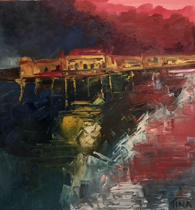 Budapest - Painter's Corner