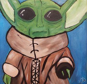 PJ Baby Yoda