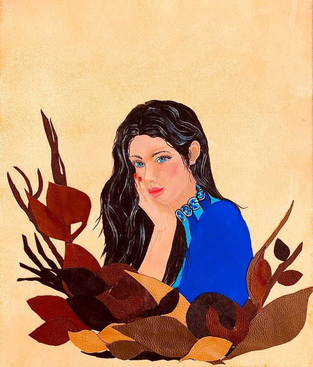 Autumn thoughts - Janets Art