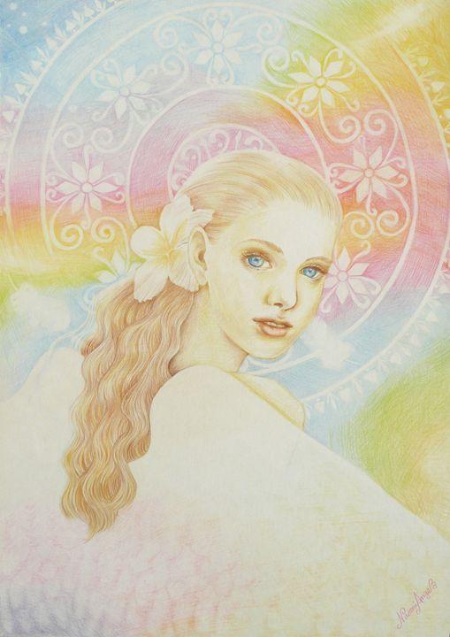Guardian Angel - Naomi Angel