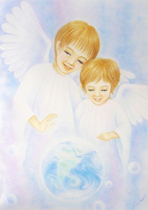 Gaia - Angel - Naomi Angel