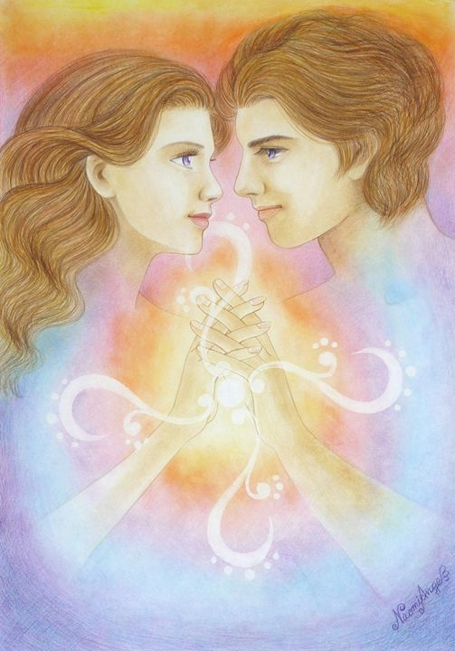 """Soul Mate """"Attraction"""" - Naomi Angel"""