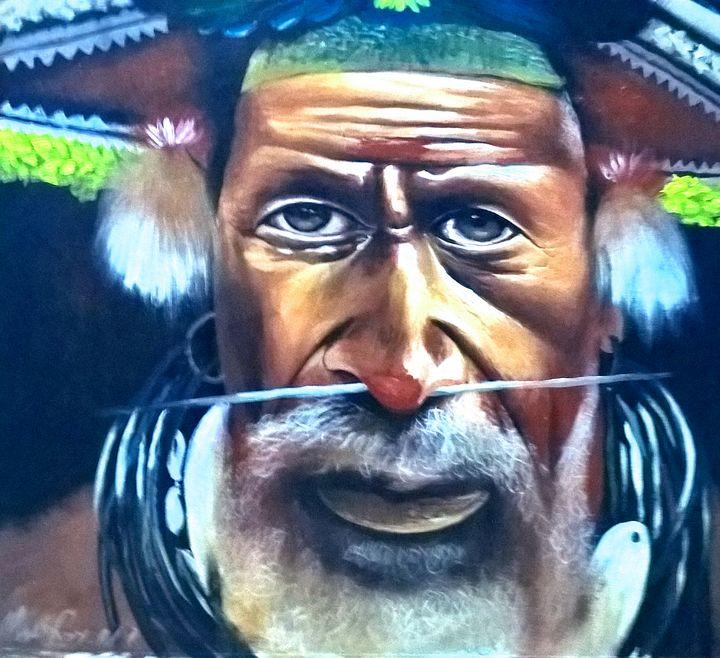 Lapun man - Moses Roy