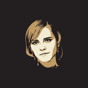 Emma Watson Art