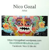 Nico G Silk Art and Photography