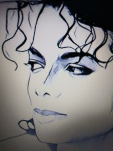 Michael Jackson - Celebrity Art work