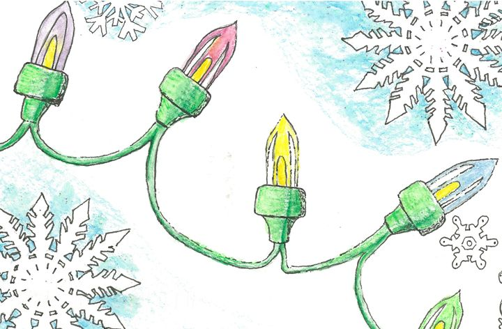 Xmas Lights - Olaina Silva