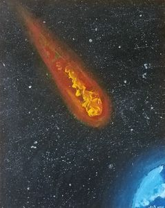Meteor Headed for Earth