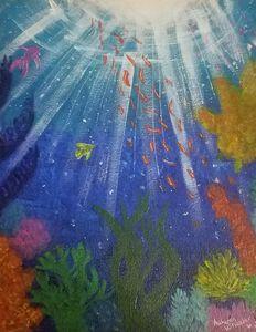 Under the Deep, Blue Sea