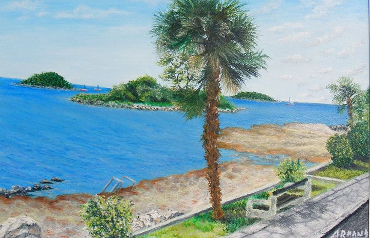 ADRIATIC BEACH - ARMAND EUGEN