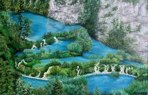 Plitvice Jazera ( CROATIA )